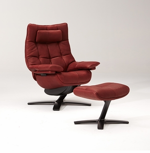 Model 600 Revive Recliner with Headrest by Natuzzi