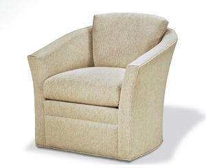molly casual swivel chair
