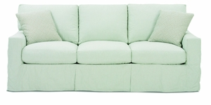 Monaco Slipcover Sofa by Rowe