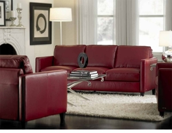 Natuzzi Editions B591 Leather Sofa & Sleeper
