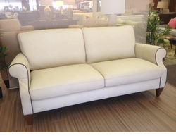 Natuzzi Editions Rolled Arm Studio Sofa