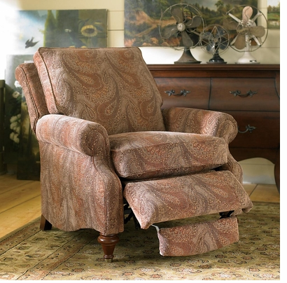 Oxford Recliner By Bassett Furniture Bassett Chairs
