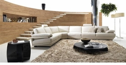 Plaza Sectional Sofa by Natuzzi Italia