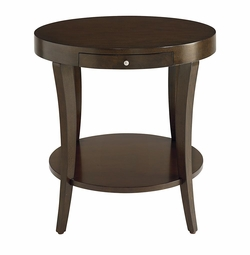 Presidio End Table by Bassett