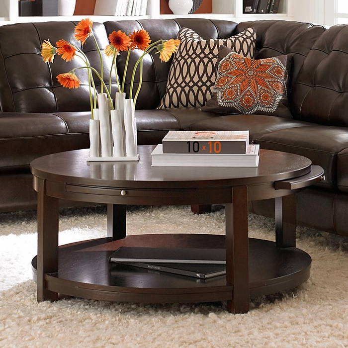 Redin Park Coffee Table by Bassett Furniture coffee tables and