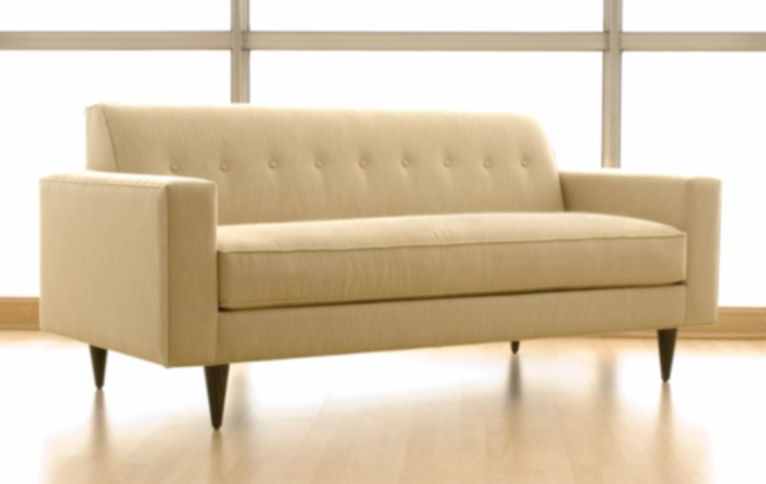 Retro Modern Apartment Sofa