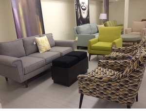 Retro Modern Sofa by Younger Furniture