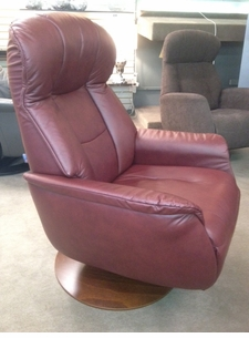 Roalden Medium Swivel Recliner