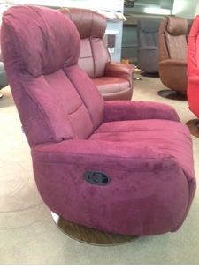 Roalden Swivel Rocker Recliner