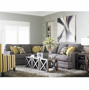 Sectional Sofa by Bassett Furniture  sc 1 th 226 : bassett alex sectional - Sectionals, Sofas & Couches