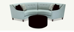 Sienna Round Sectional Sofa
