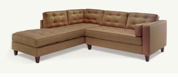 Smith Retro Modern Sectional by Younger