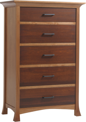 Solid Wood Amish Made Chest