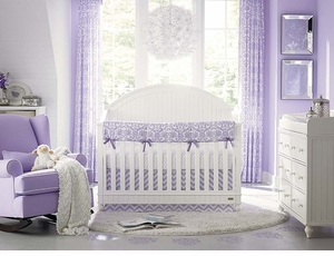 Somerset 4 in 1 Crib by Bassett Furniture