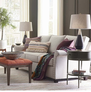 Studio Loft Connor Sofa by Bassett Furniture