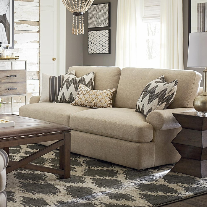 Sutton Sofa By Bassett Furniture Sofas And Sofa Beds