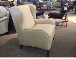 Taylor Chair By Norwalk Furniture in Sunbrella Fabric