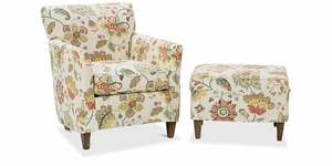 Times Square Slipcover Chair Rowe