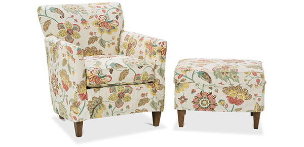 Times Square Slipcover Chair Rowe Chairs