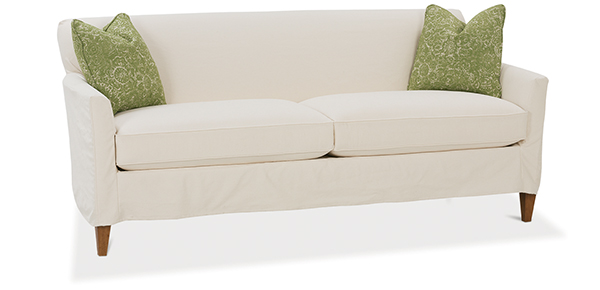 Times Square Slipcover Sofa by Rowe