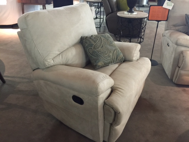 Tofino Wall Hugging Recliner by Bassett Furniture