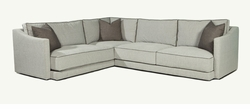 Tribeca Large Comfy Sectional  by Younger Furniture
