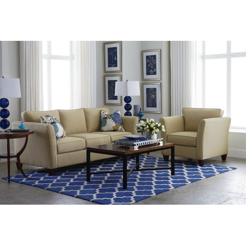 Turner Sofa by Bassett Furniture - sofas and sofa beds