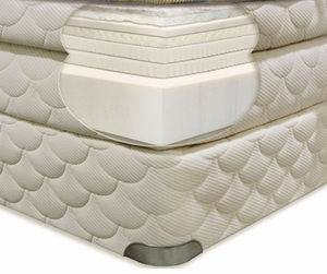 Unison Natura Latex Mattress