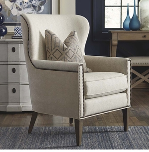 Victoria Chair by Bassett