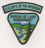 BLM patch