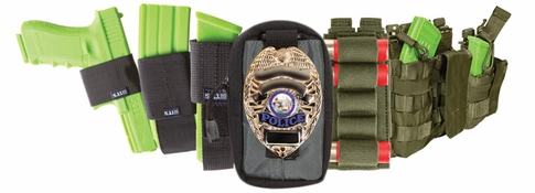 TacTech Pouches & Options