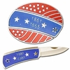 Belt Buckle Knife  Civil War Years