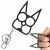 Cat Keychain Metal Self Defense Sale