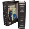Double Diversion Book Safe Locking