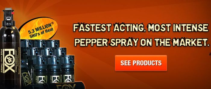 Fox Labs Pepper Sprays