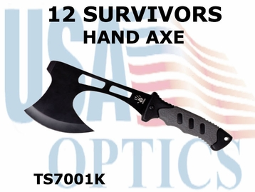 12 Survivors Hand Axe