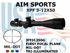 AIM SPORTS XPF 3-12X50 MIL-DOT TRI-ILLUMINATED