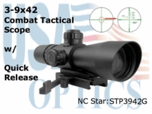 3-9X42 Compact AR-15 Scope