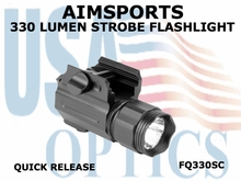 AIMSPORTS 330 Lm Flashlight / Strobes