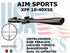 AIM SPORTS XPF 10-40X50 RANGEFINDER DUAL ILLUMINATED