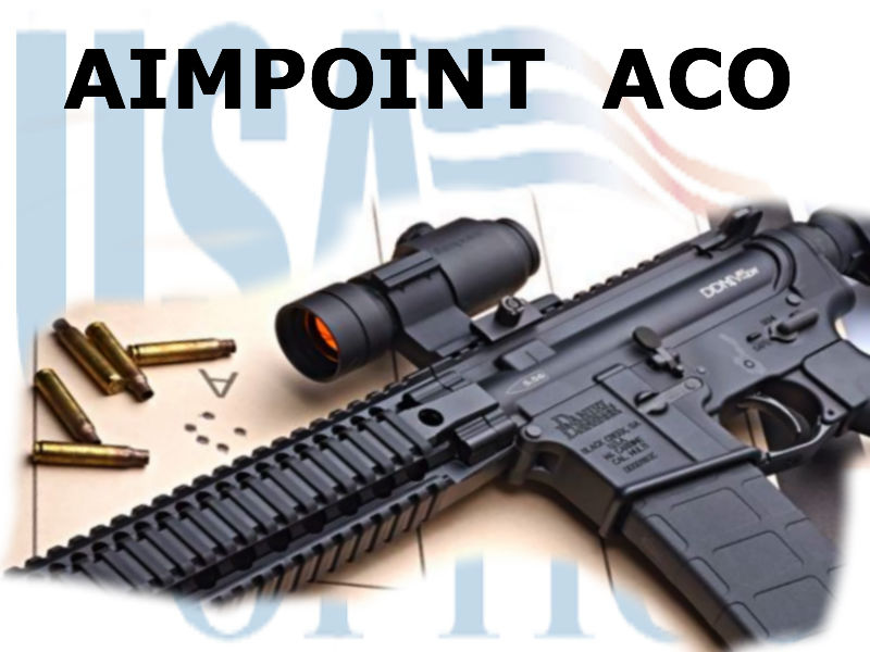 Aimpoint Carbine Opitc Aco