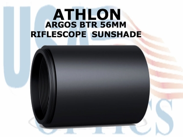 Argos BTR Riflescope Sunshade: 56mm