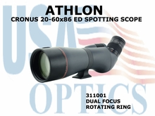 ATHLON CRONUS 20-60x86 ED SPOTTING SCOPE