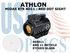 ATHLON MIDAS BTR RD11- RED DOT SIGHT ARD 11 RETICLE
