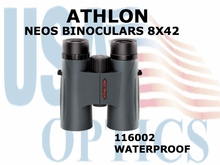 ATHLON NEOS BINOCULAR 8X42 (VIDEO)