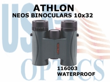ATHLON NEOS BINOCULARS 10x32 (VIDEO)