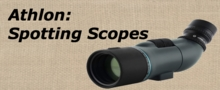 Athlon Spotting Scopes