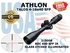 ATHLON TALOS 4-16x40 BDC 600 IR SFP ILLUMINATED