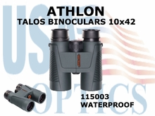 ATHLON TALOS BINOCULARS 10x42 (VIDEO)