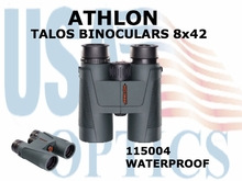 ATHLON TALOS BINOCULARS 8x42 (VIDEO)
